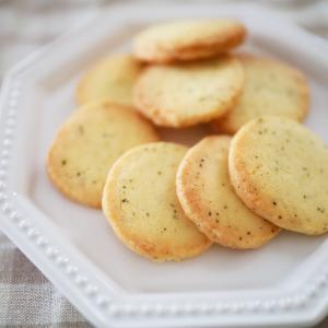 簡単シンプル!好きなときに焼ける、紅茶のアイスボックスクッキー