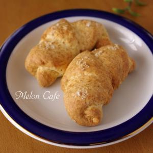 ホットケーキミックスの塩パン&塩クイックブレッド☆くらしのアンテナに掲載ありがとうございます