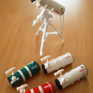 すごいすごい!待ってました♪タカラトミーアーツ「Vixen 宙ガチャ 天体望遠鏡プロジェクター」全6種