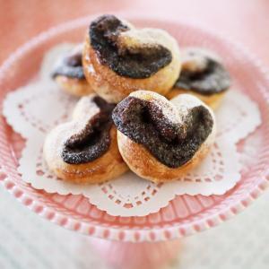 甘くとろける「生チョコレートとちおとめショコラ」のハート菓子パン☆フーディストアワード2020生チョコレート部門参加レシピ