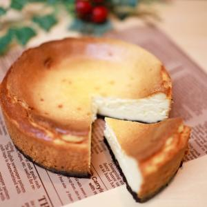 ホットケーキミックスで簡単、濃厚本格チーズケーキ☆深夜のチーズケーキ第2弾、だったりします