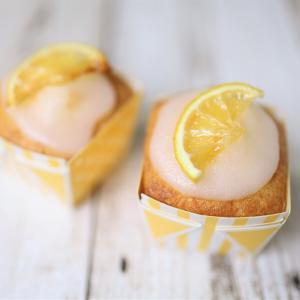 ホットケーキミックスで簡単「ウィークエンドシトロン」☆ふわっと甘いレモンケーキ