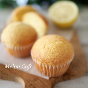 混ぜて焼くだけ、ホットケーキミックスで簡単☆ぷっくり可愛いレモンケーキ