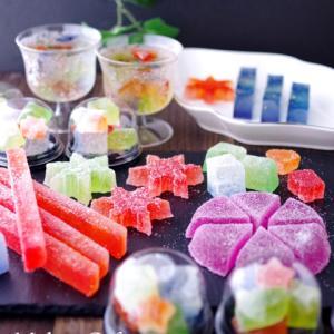 まるで宝石!シャリシャリと美味しい「琥珀糖」☆翔泳社「みんなの暮らし日記ONLINE」記事公開のお知らせ