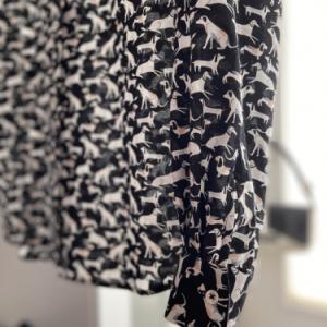 Mパターン研究所のオープンカラーシャツ3枚目。