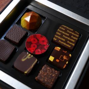 サロンデュショコラに出店。伊勢丹で買える人気のバレンタインチョコ