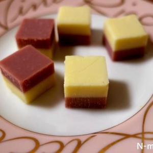 マジドゥショコラのルビーチョコレート NO.4をお取り寄せしました。