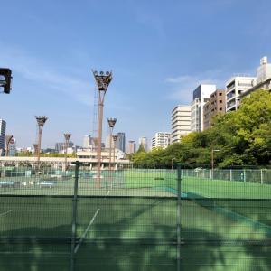靭テニスコート