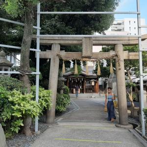 阿波座から心斎橋
