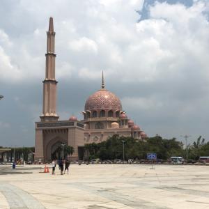 ピンクモスクからツインタワーへ