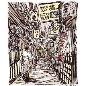 渋谷のんべい横丁
