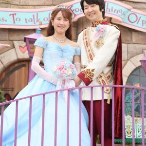 シンデレラの花嫁様 ディズニーアンバサダーホテル挙式
