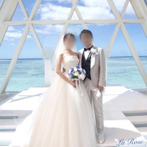 花嫁様からのお写真 グアム ブルーアステール挙式