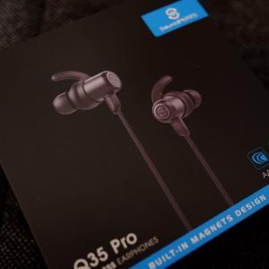 これはいい!Bluetoothイヤホン SoundPEATS Q35 Pro 購入