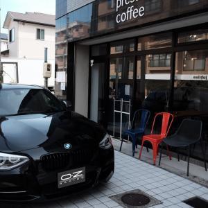 新規のボルジムで週末のひと登りとカフェランチ@presto coffee