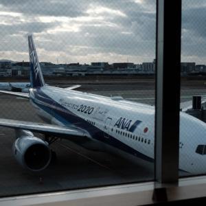 福岡経由で名古屋へとんぼ返り