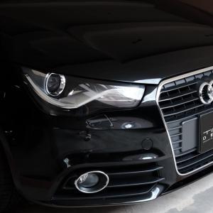 納車っ! Audi A1(旧型だけど)