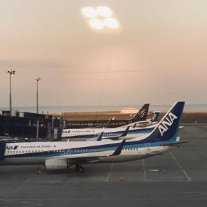 朝一番のフライトで長崎へ