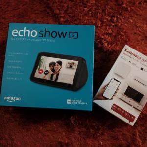 Echo Show 5とSwitchBotでプチスマートホーム化してみた
