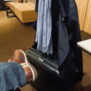 1ヶ月ぶりに名古屋へ帰ります
