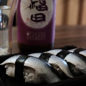 久々のひと登りと秋刀魚寿司