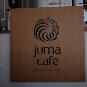 ようやくの職域接種と久しぶりのjuma cafeランチ