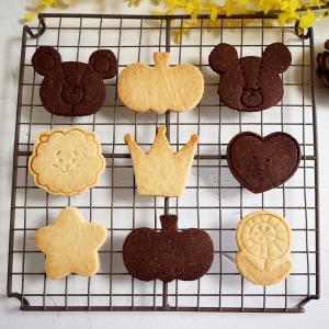 究極のアイシング用米粉クッキー。
