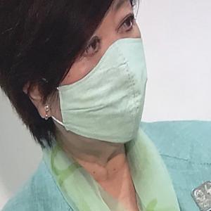 東京ファーストレディ…マスク
