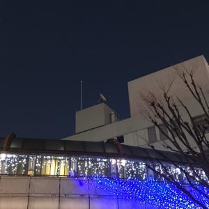 茨木駅前気温11℃