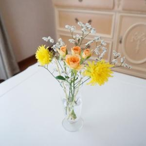 私のお部屋*花のある暮らし