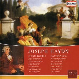 フェルディナント・ライトナー/カペラ・コロニエンシスの交響曲5番(ハイドン)