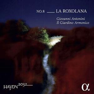 【新着】ジョヴァンニ・アントニーニの交響曲全集第8巻(ハイドン)