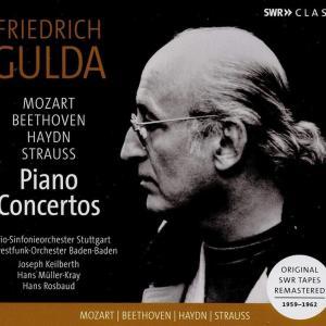フリードリヒ・グルダのピアノ協奏曲1962年ライヴ(ハイドン)