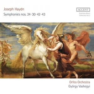 【新着】ジェルジュ・ヴァシェジ/オルフェオ管の交響曲集第2巻(ハイドン)