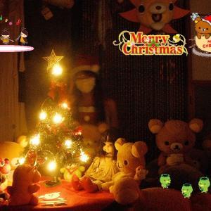 今夜はメリークリスマスさん!