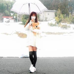 雨の日は温かいたい焼きさん!の巻