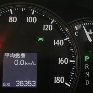 ガソリン給油と燃費 タイヤ空気圧調整
