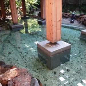 青森県 奥薬研温泉「元祖かっぱの湯」「隠れかっぱの湯跡地」