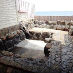 静岡県 大川温泉「磯の湯」
