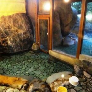島根県 海潮温泉「奥出雲秘湯の宿 海潮荘」