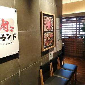 焼肉 カルビランド 横浜西口店(初訪) ー ダブル焼肉セット