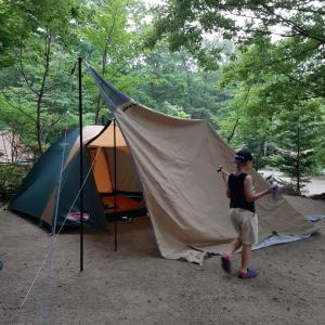 8月キャンプ~那須2泊3日~