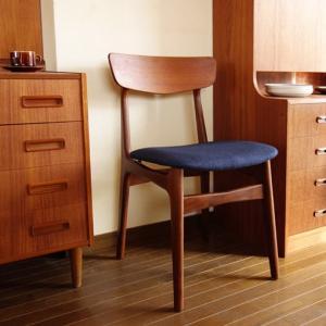 北欧ヴィンテージ椅子のビフォーアフター