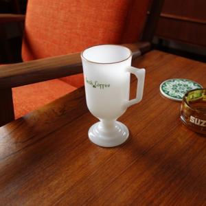 ヴィテージのアイリッシュコーヒー・グラスマグ