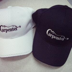 カーペンター オリジナル メッシュ CAP