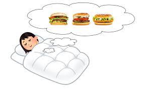 好きなハンバーガーを選ぶと、あなたの寝てる時間の割合がわかる診断 【#本当に起きてるかチャレンジ 】