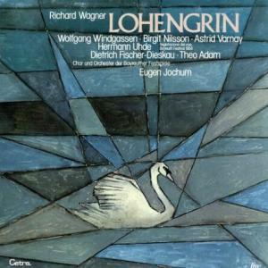 オイゲン・ヨッフム「ワーグナー:歌劇『ローエングリン』1954バイロイト音楽祭」1979年 CETRA盤LPを入手