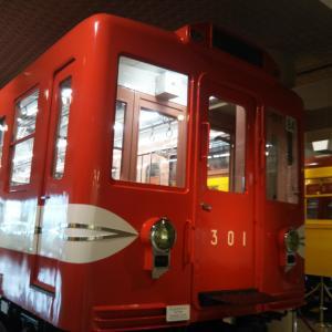 地下鉄博物館♡