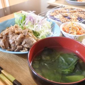 【焼き肉の夕食♡と、昨日から、、、♪】