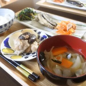 鰯の生姜煮の夕食♡と、いい歳して、、、